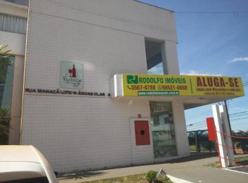 Comercial de 0 quartos, Águas Claras
