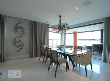 Apartamento para Aluguel - Vila da Serra, 4 Quartos,  278 m²