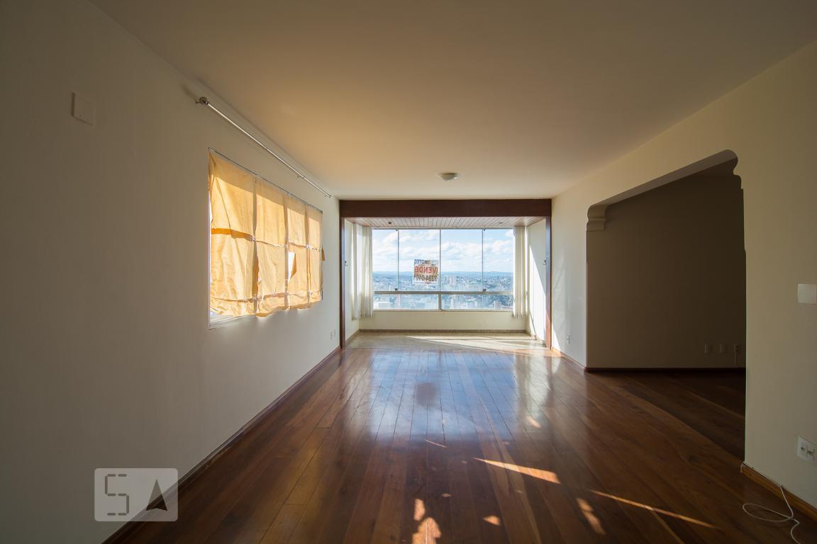 Apartamento para Aluguel - São Lucas, 4 Quartos,  180 m²