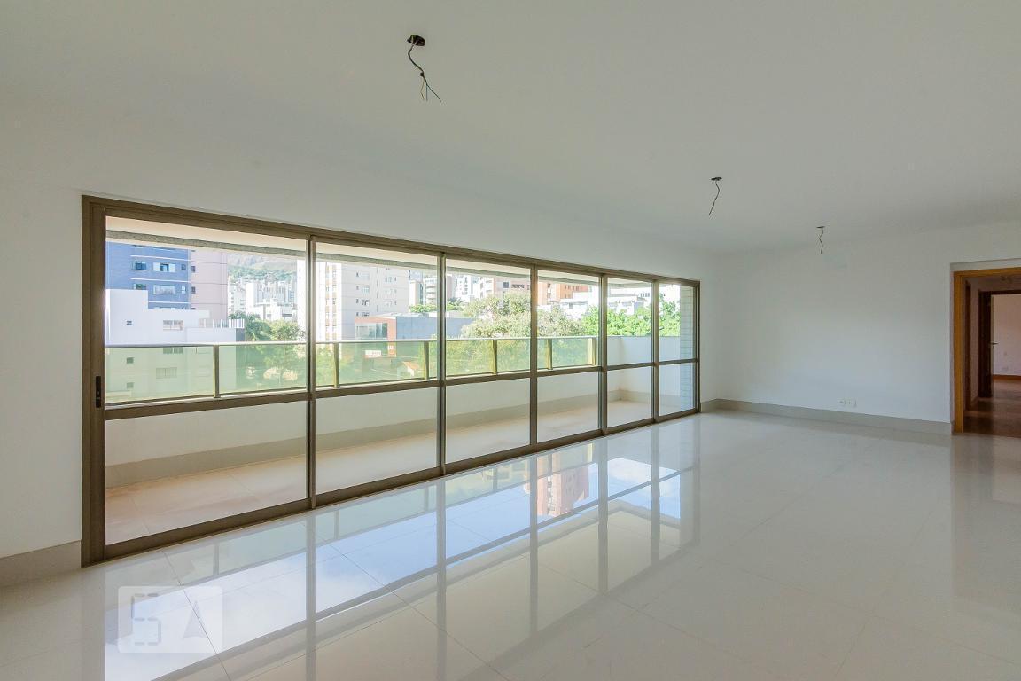 Apartamento para Aluguel - Carmo Sion, 4 Quartos,  163 m²