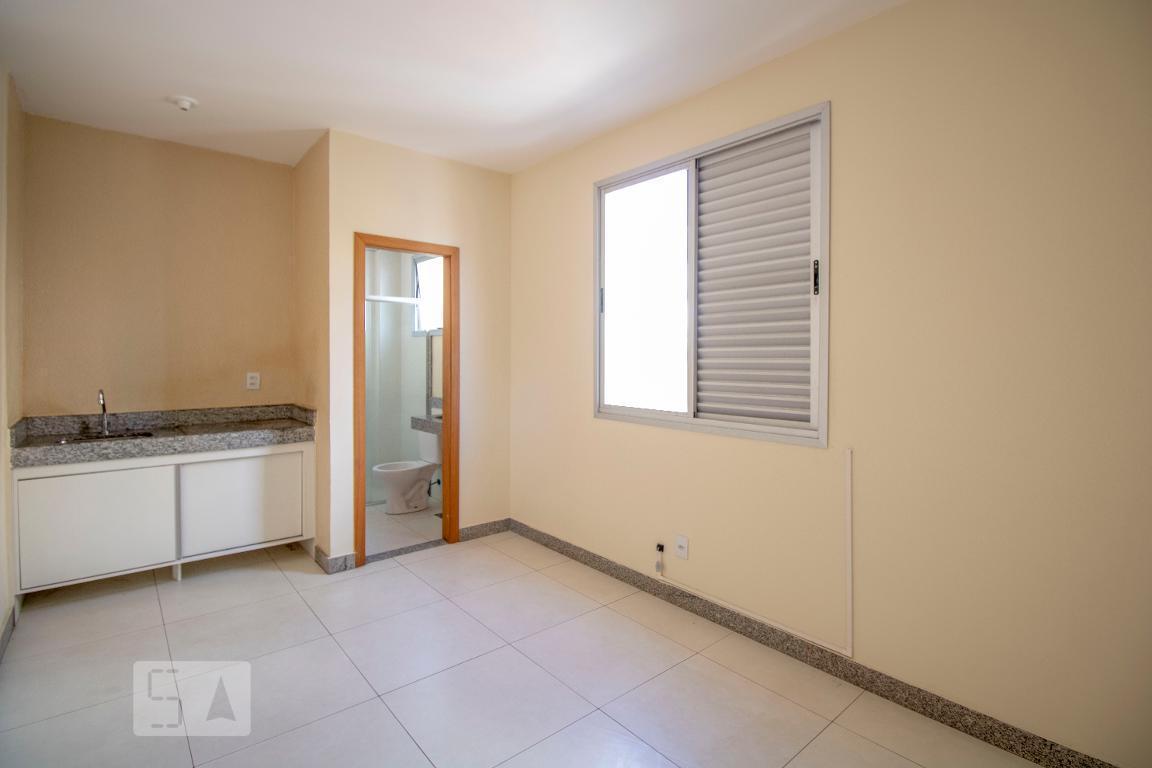 Apartamento para Aluguel - Santa Efigênia, 1 Quarto,  24 m²