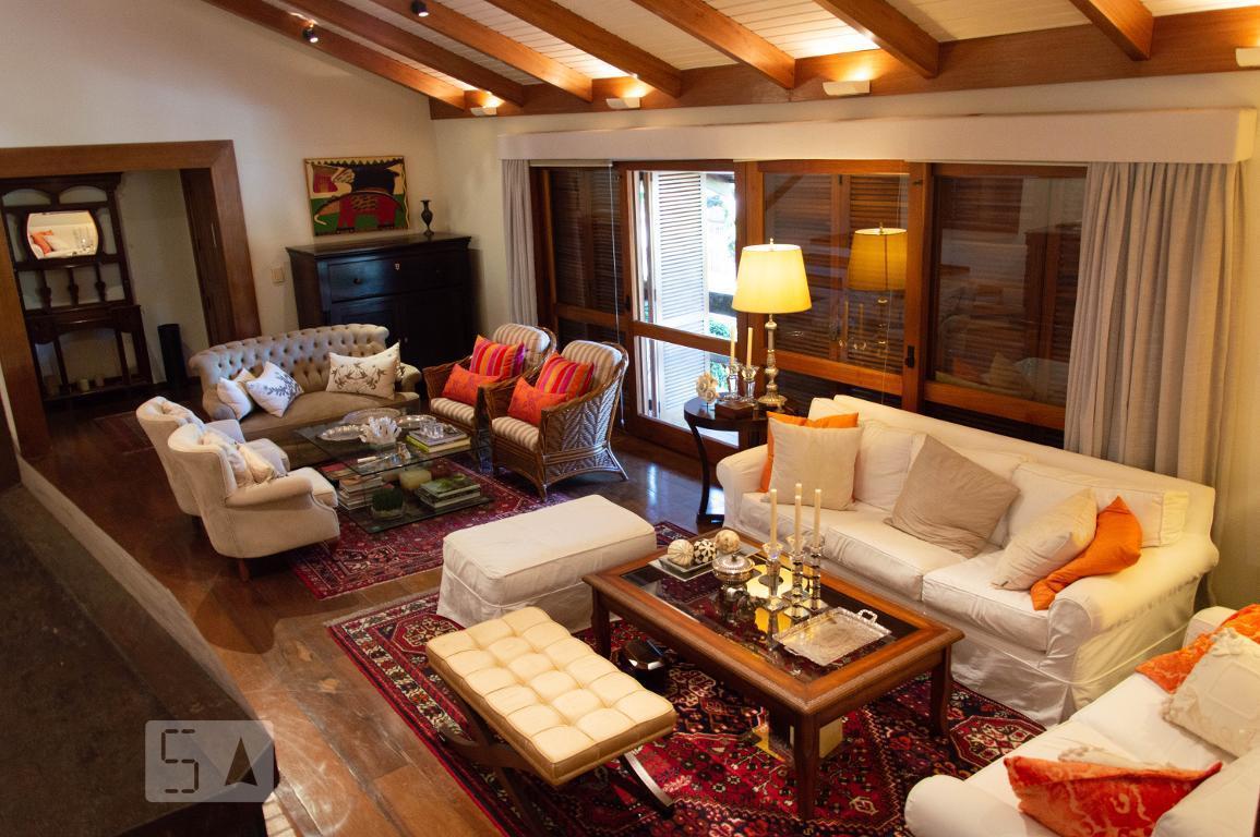 Casa para Aluguel - Boa Vista, 3 Quartos,  350 m² - Porto Alegre