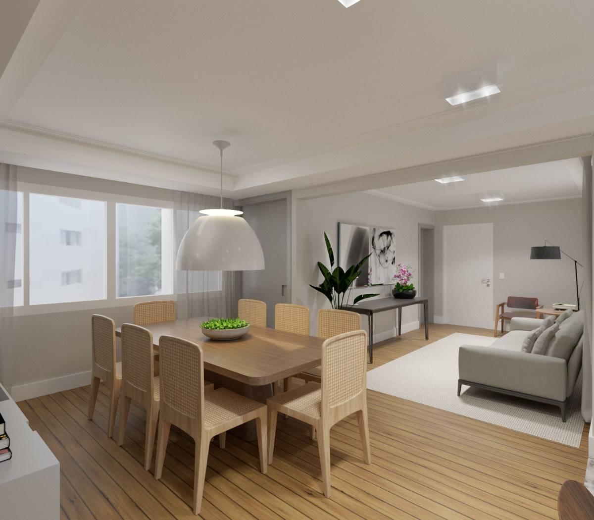Apartamento reformado | Itaim Bibi