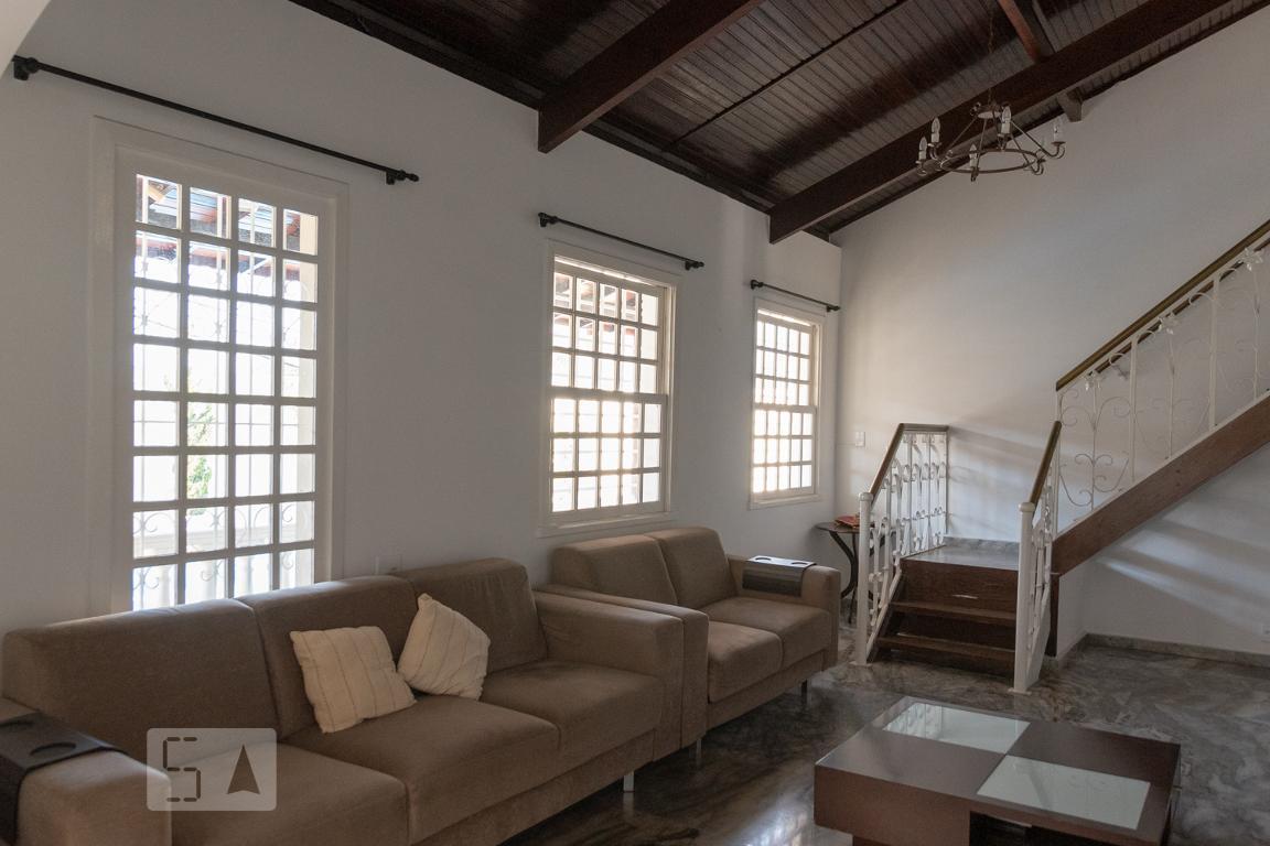 Casa para Aluguel - Santa Amélia, 4 Quartos,  264 m²