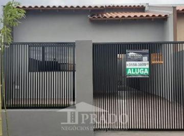 Casa · 69m² · 2 Quartos · 1 Vaga