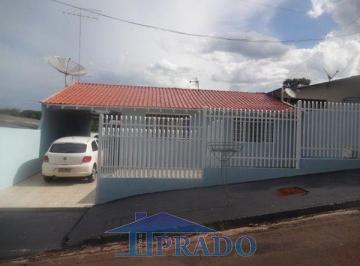 Casa de 3 quartos, Ibiporã