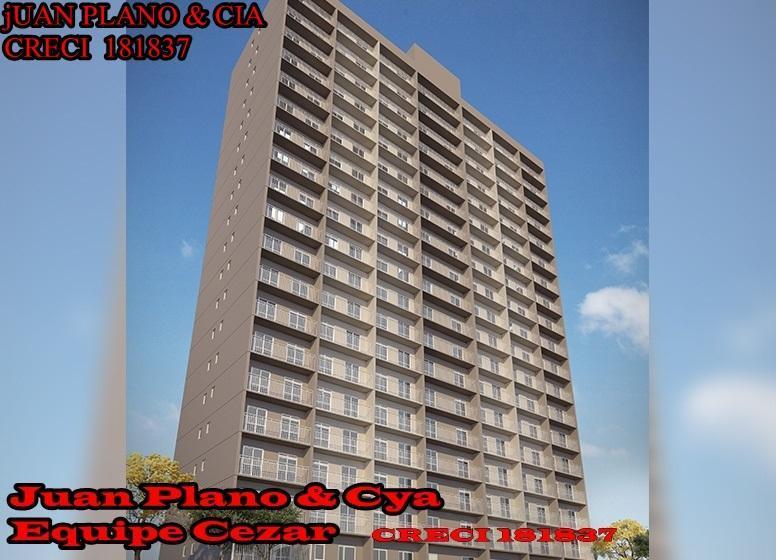Apartamento para venda possui 28 metros quadrados com 1 quarto Na Penha