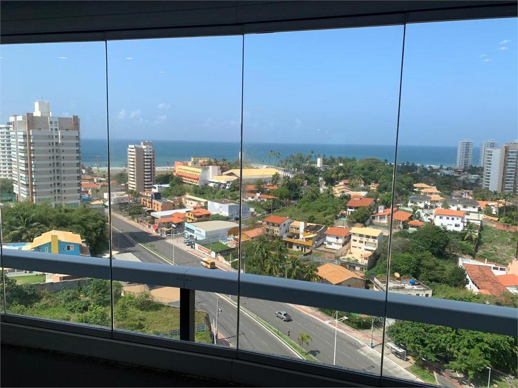 Apartamento 3\4, 90m², com vista mar em Patamares-Ref: 404445