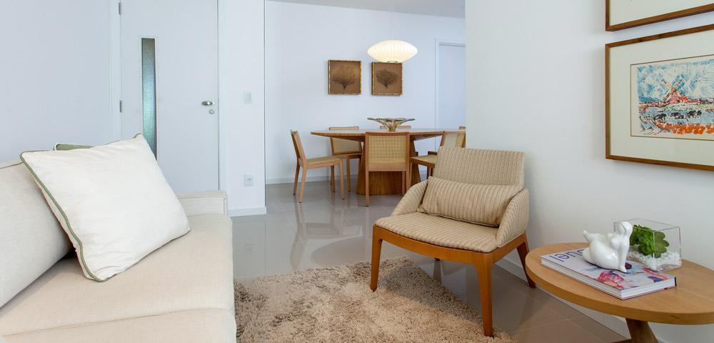 Apartamento 2 quartos, gabinete, varanda gourmet