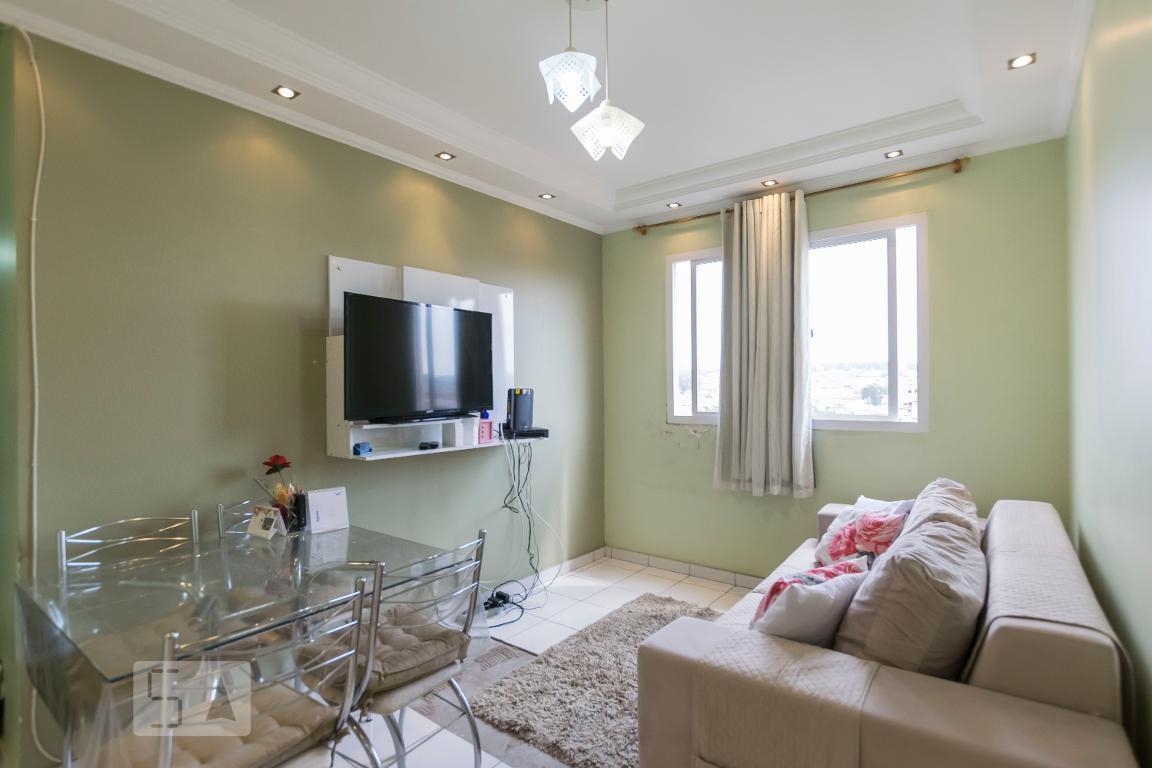 Apartamento para Aluguel - Jardim Santa Emília, 2 Quartos,  47 m²