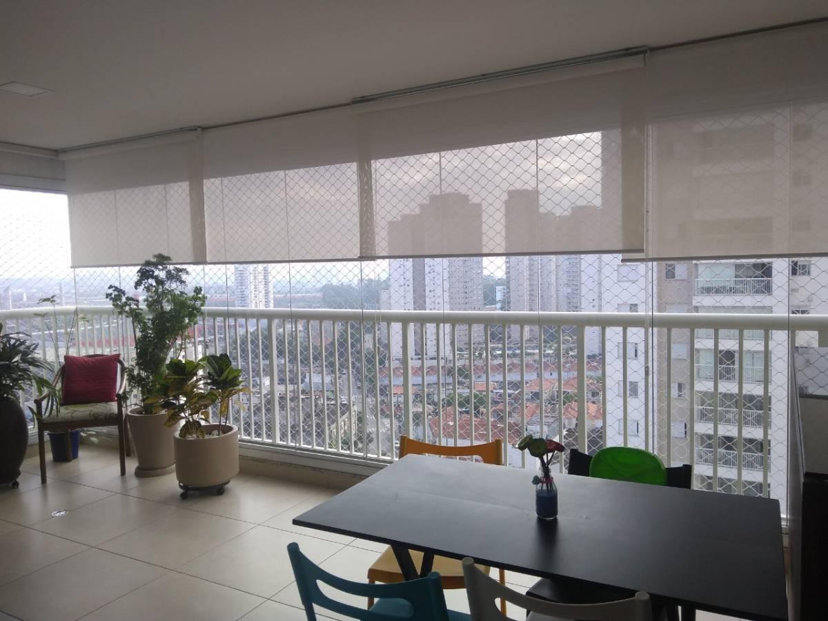 apartamento em tatuapé, 3 suites, condominio completo, The Gardens seasons