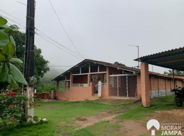 Rural de 4 quartos, Areia
