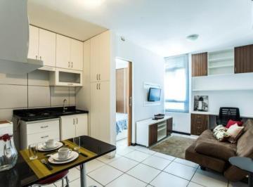 Apartamento · 27m² · 1 Quarto · 1 Vaga