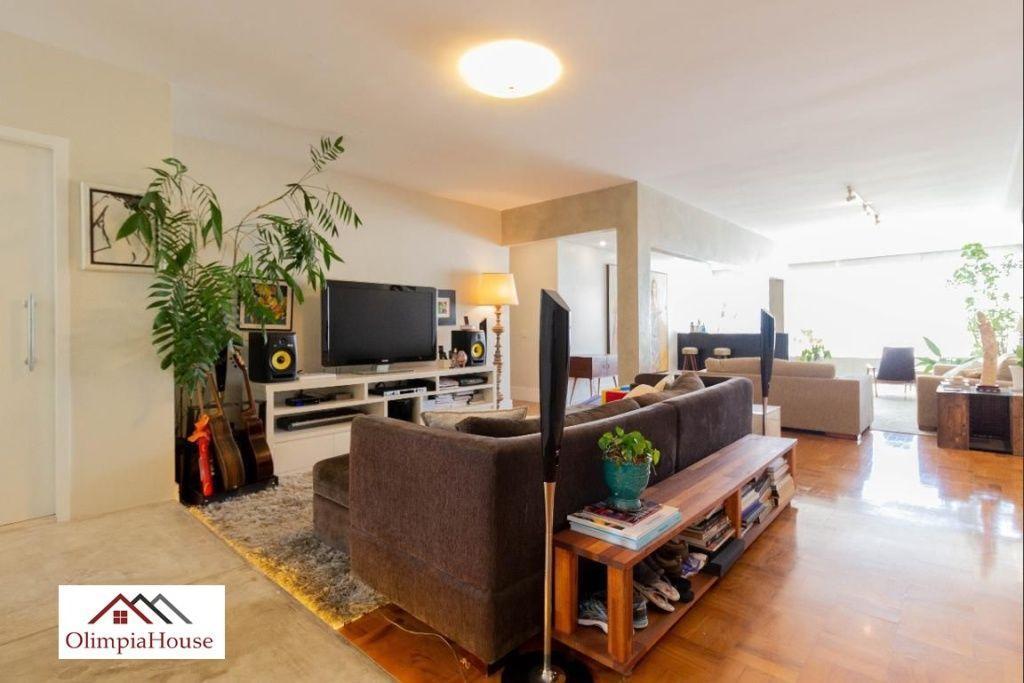Apartamento para venda e locação com 190m² - Jardim Europa, São Paulo.