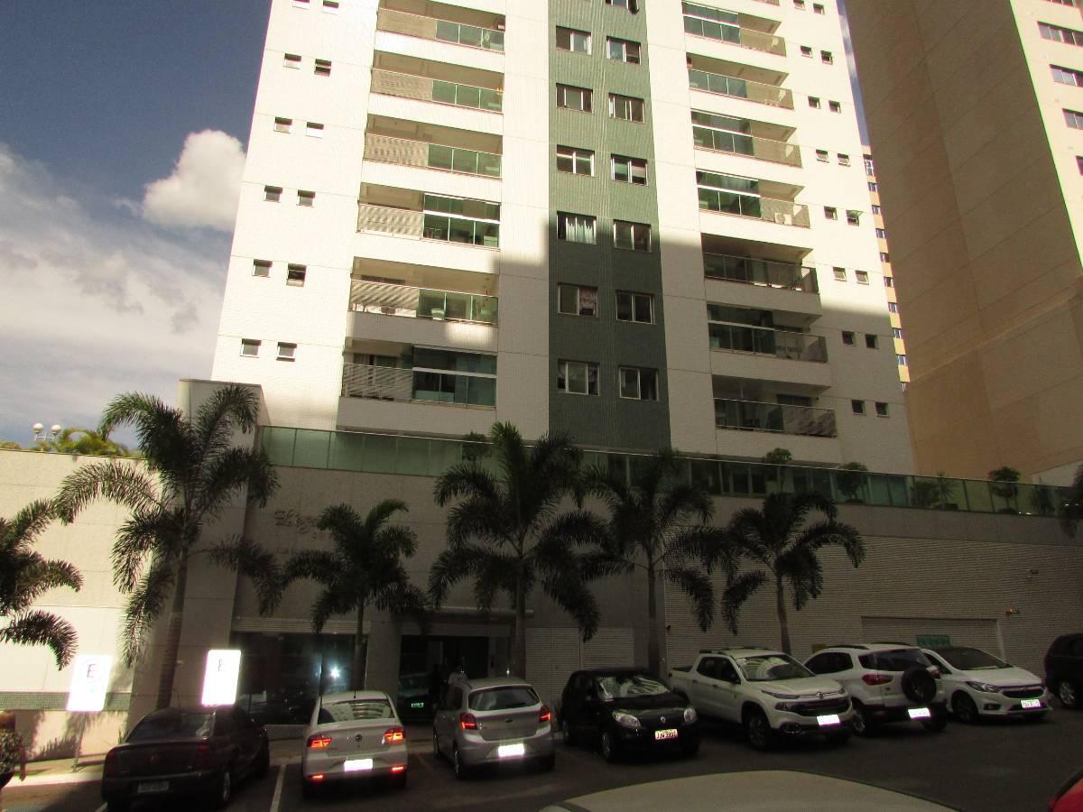 Rua 30 Norte Águas Claras 3 suítes 110 metros com armários lazer completo