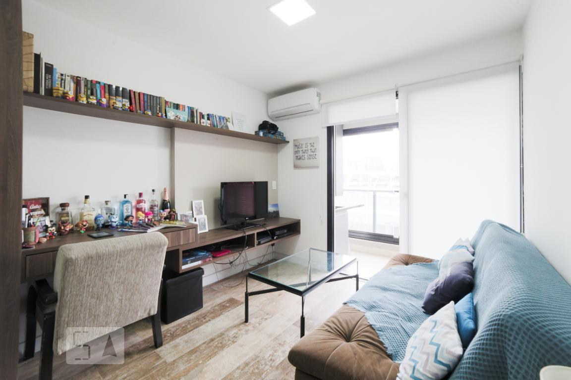 Apartamento para Aluguel - Brooklin, 1 Quarto,  42 m²