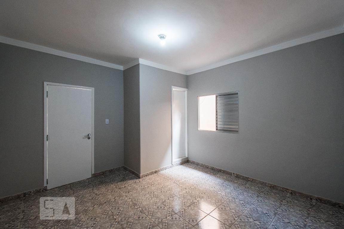 Casa para Aluguel - Jardim Santa Emília, 1 Quarto,  90 m²