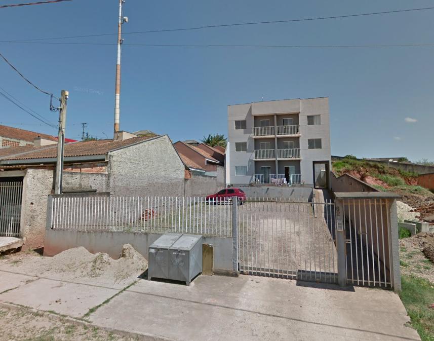 Apartamento com Vaga de Garagem no Condomínio Residencial San José, Piraquara
