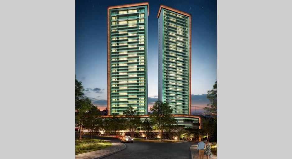 Monvert da OR no Horto Florestal, apartamentos com 04 suítes, de 230 e 285 m².