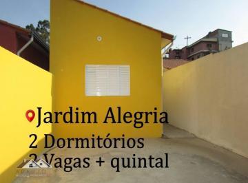 Casa de 2 quartos, Francisco Morato