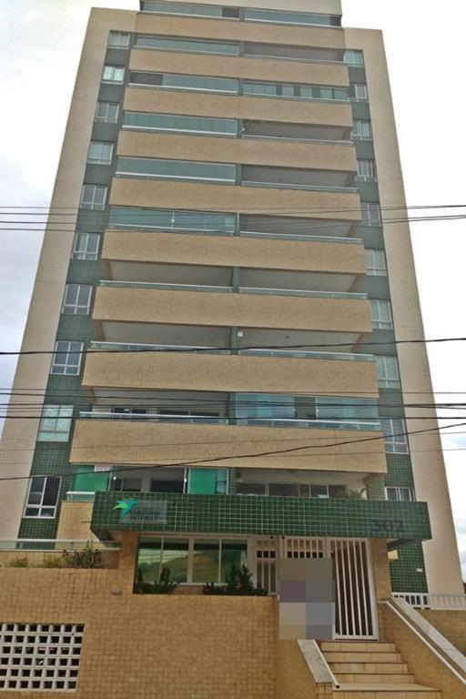 Apartamento Residencial em Boca do Rio Área Útil: 54,00 m² 2/4 01 suíte 01 vaga