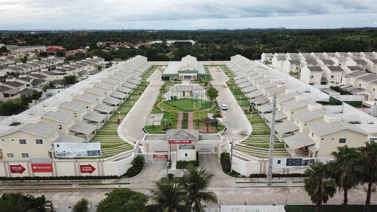 Casas de Condomínio em Guaribas, Eusébio - CE   GRAND RESERVA CONDOMÍNIO