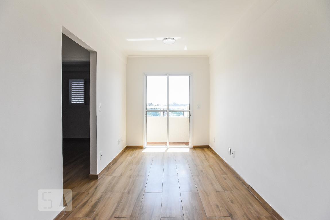 Apartamento para Aluguel - Demarchi, 2 Quartos,  50 m²