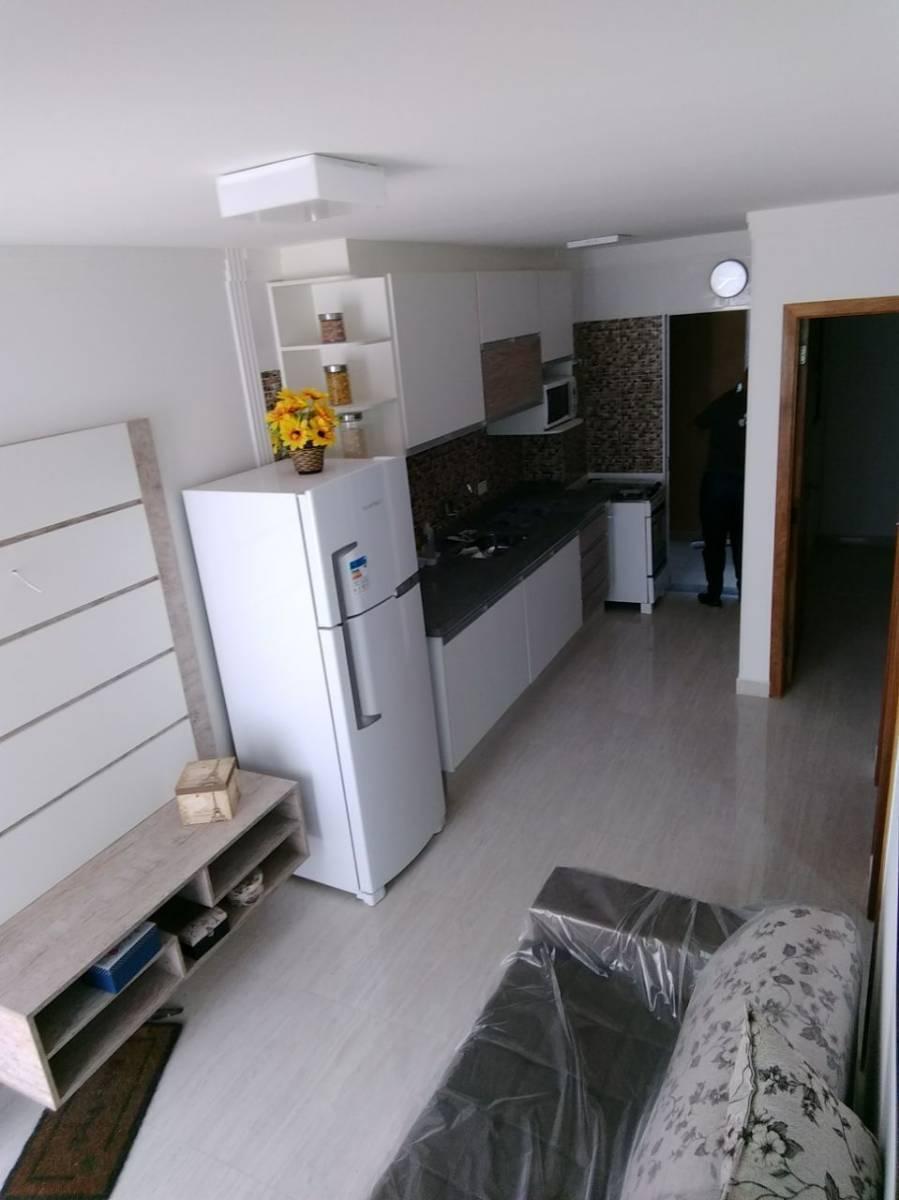 Apartamento 2 dormitórios decorado