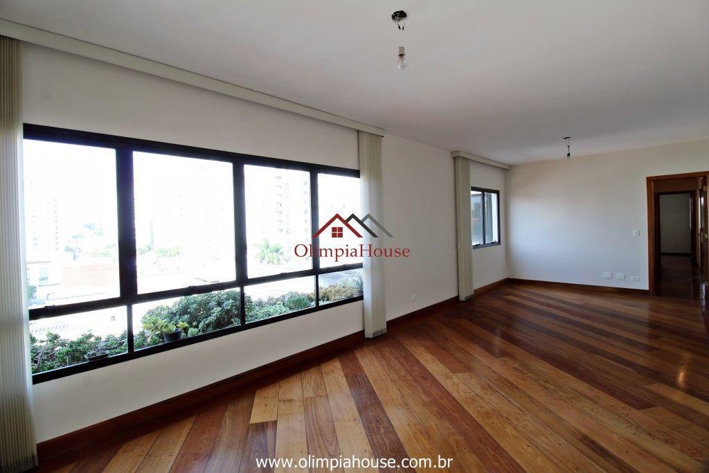 Apartamento para venda e locação com 127m² - Vila Clementino, SP