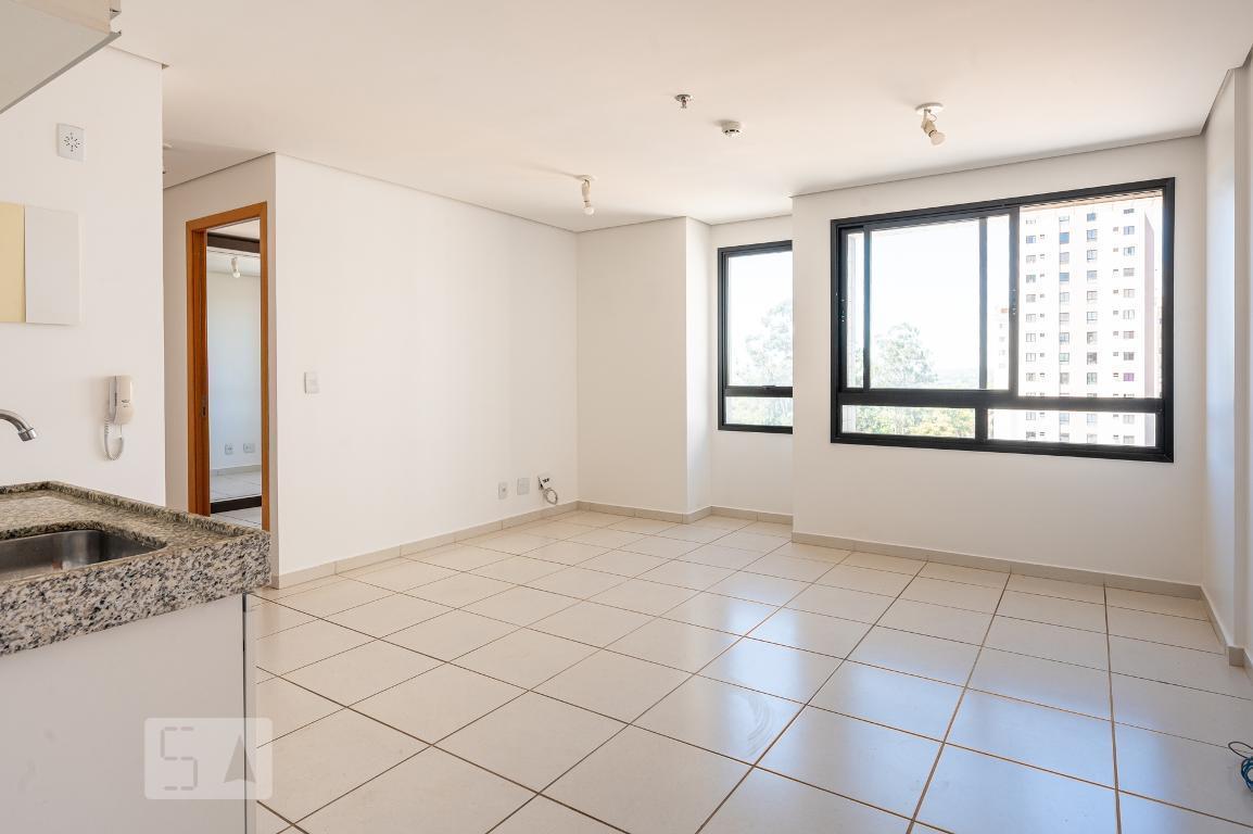 Apartamento para Aluguel - Águas Claras, 1 Quarto,  40 m² - Brasília