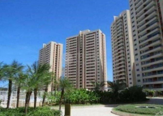 Apartamento 3 quartos  semi mobiliado condomínio Brisas - Paralela