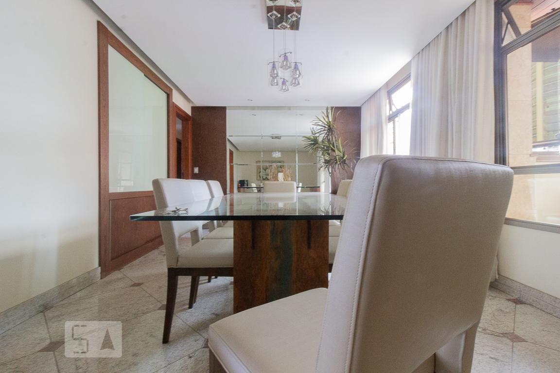 Apartamento para Aluguel - Gutierrez, 4 Quartos,  210 m²