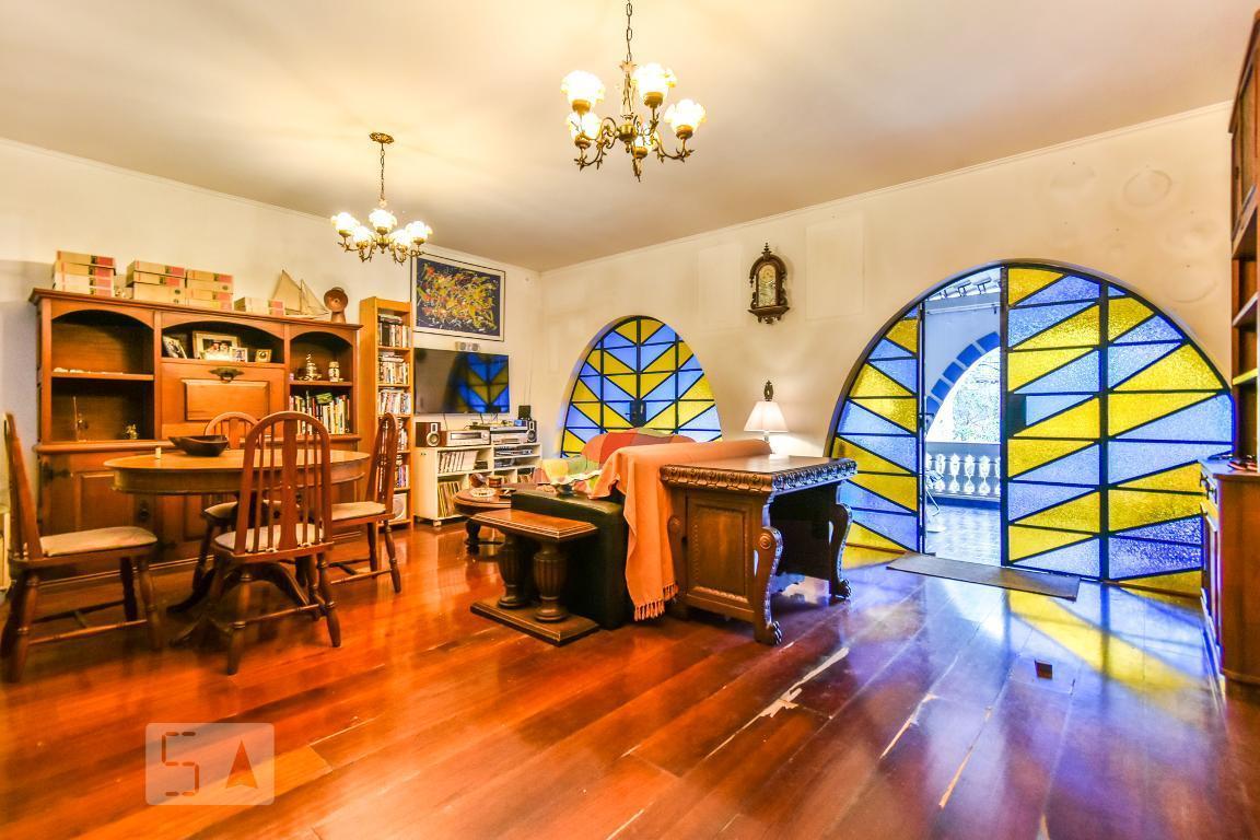 Casa para Aluguel - Sumaré, 3 Quartos,  198 m²