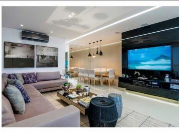 Lindo apartamento vista mar finamente decorado 3 suítes em Patamares -Salvador