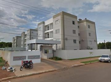 Apartamento de 2 quartos, Lucas do Rio Verde