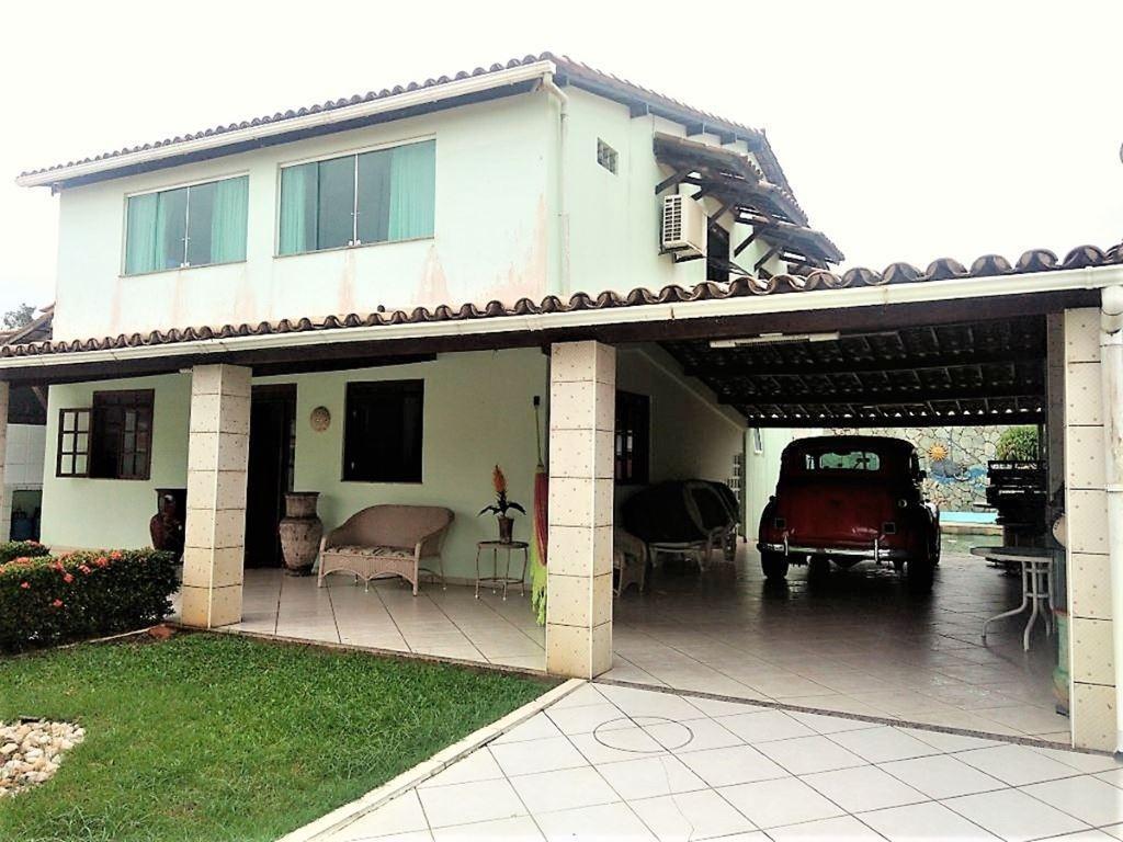 Casa Cond Residencial Piatã Área Útil: 450,00 m²-Cond: Vilage Piatã