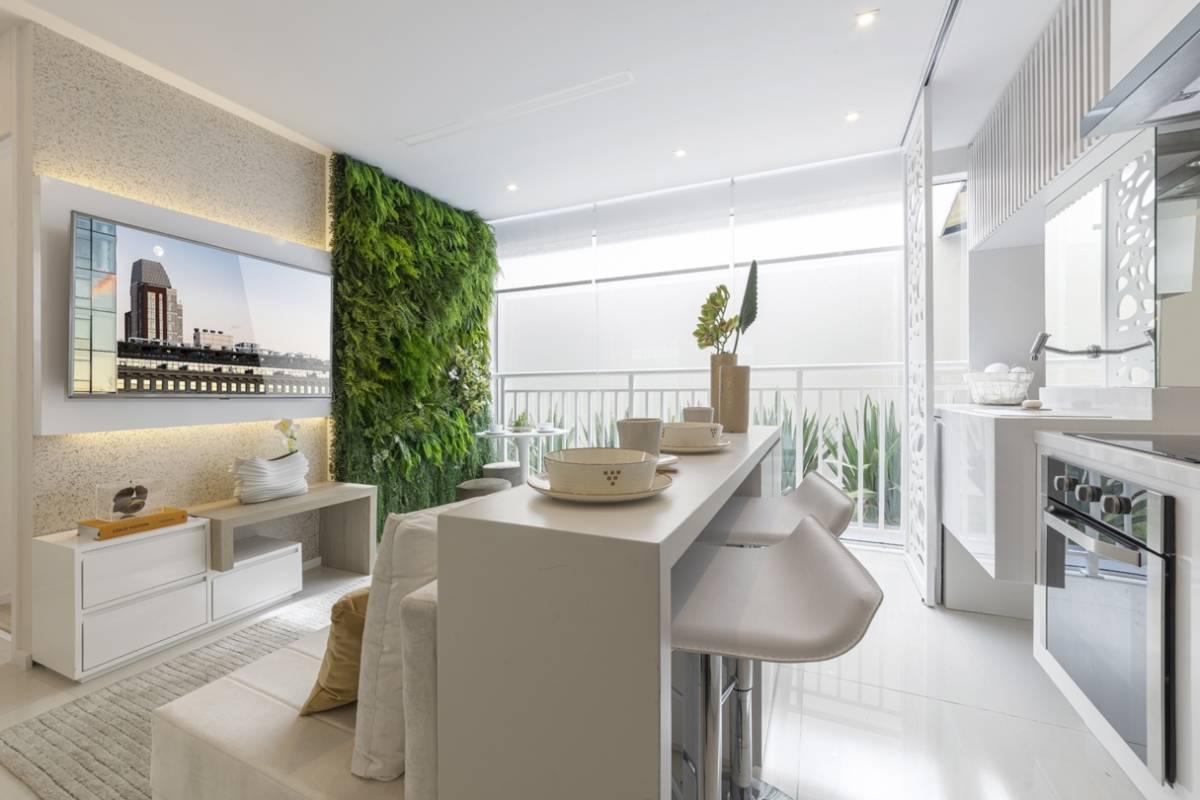 Vila Prudente de 2 dormitórios com 43 m² e varanda gourmet