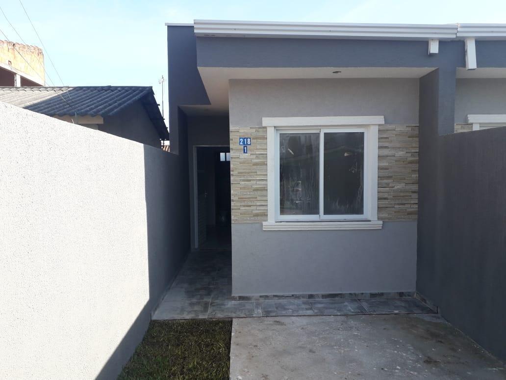 Casa no Osternack Pronta para morar financia aceita FGTS