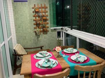 Apartamento ¾ três quartos  duas garagens em Alphaville Salvador Bahia