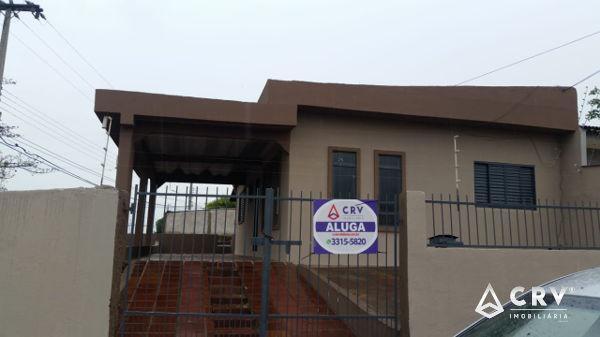 Casa - Conjunto Habitacional Milton Gavetti