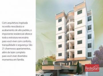 Apartamento de 2 quartos, Volta Redonda