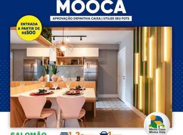 Minha Casa Minha Vida na Mooca, 2 Quartos, à partir de 159 Mil, Entrada: 500,00
