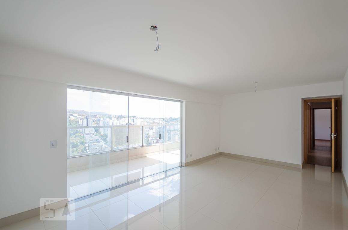 Apartamento para Aluguel - Buritis, 4 Quartos,  123 m²