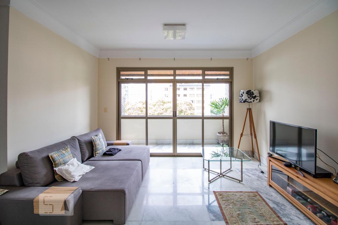 Apartamento para Aluguel - Santa Efigênia, 4 Quartos,  150 m²