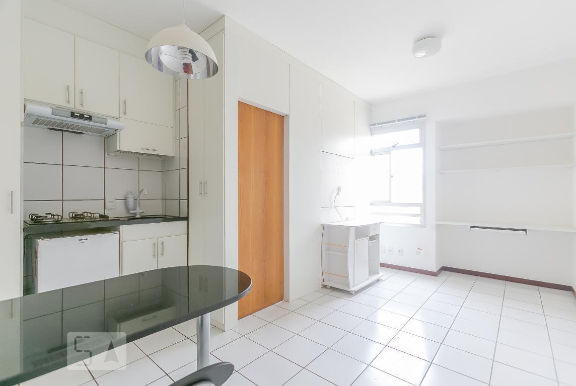 Apartamento para Aluguel - Asa Norte, 1 Quarto,  25 m² - Brasília