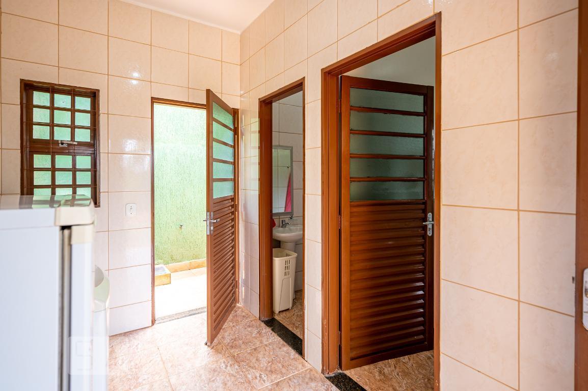 Casa para Aluguel - Vicente Pires I, 1 Quarto,  25 m²