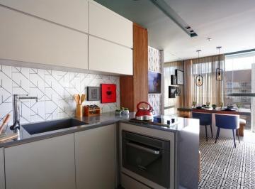 Apartamento · 34m² · 1 Quarto · 1 Vaga