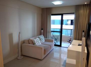Apartamento 3 Quartos na Pituba - Mobiliado e Decorado - Armários - Nascente!!!