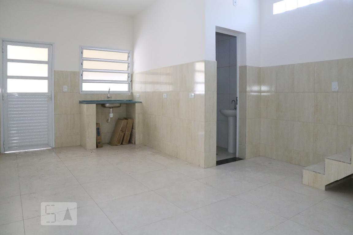 Casa para Aluguel - Vila Sabrina, 1 Quarto,  50 m²