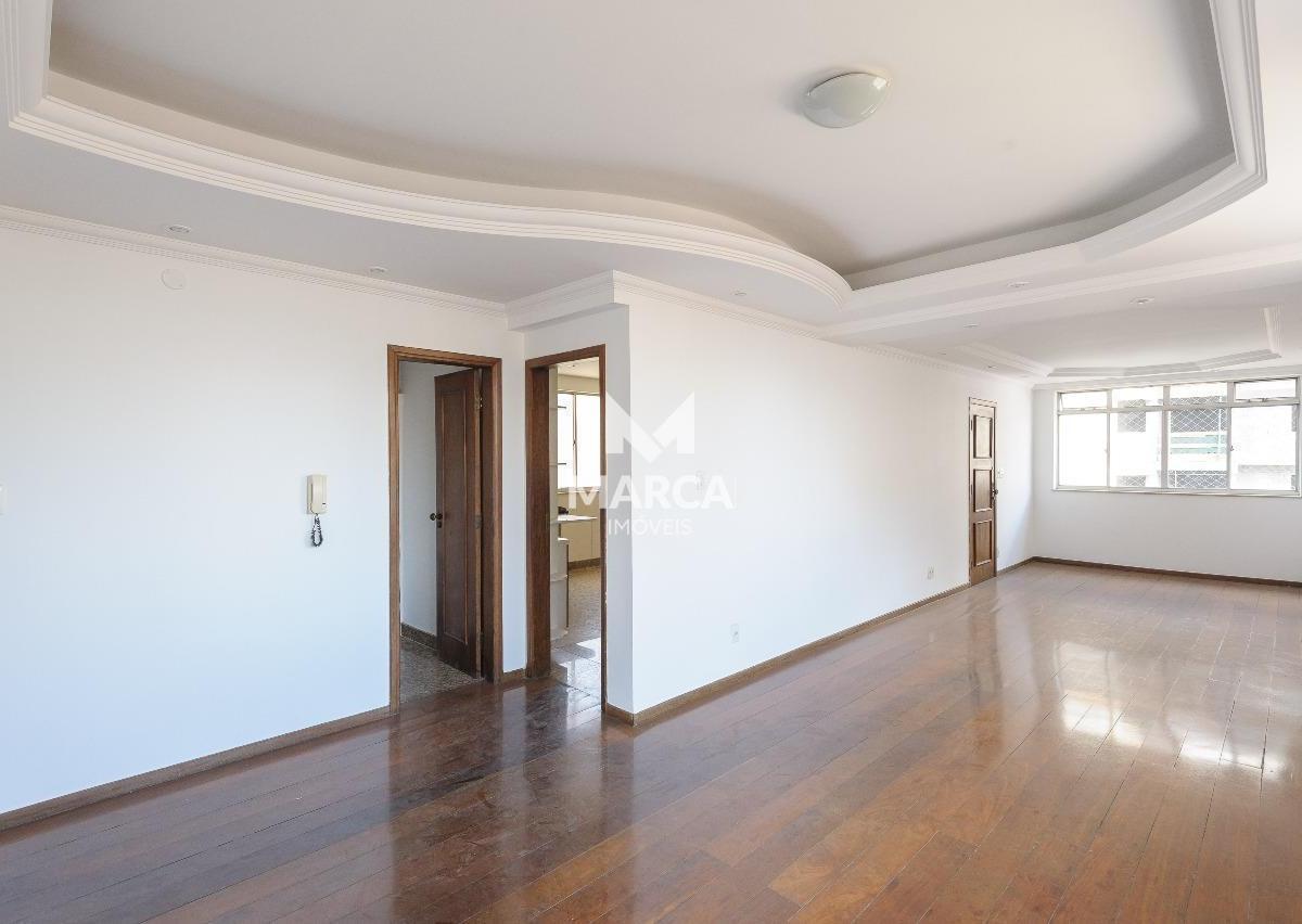 Apartamento para aluguel, 4 quartos, 1 suíte, 2 vagas, Alto Barroca - Belo Horizonte/MG